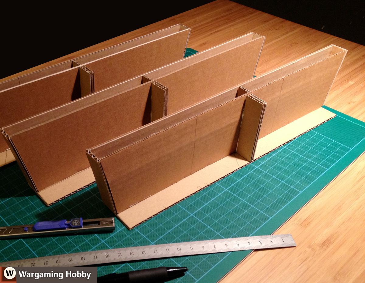 WH40k Castle: Work In Progress