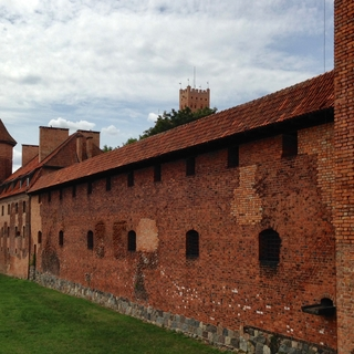 Malbork Castle (outer wall)