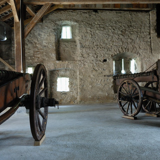 Medieval Cannons of Castle Chillon