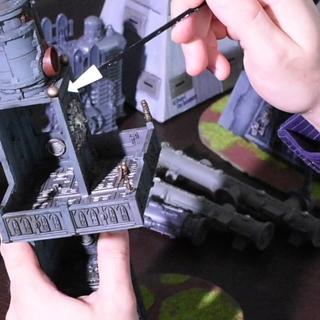 How to build terrain - Wargaming Hobby, Painting, Terrain