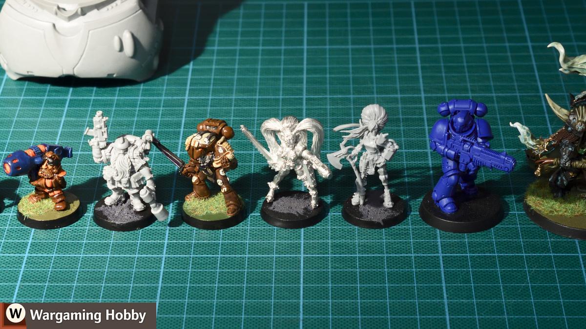 Wargaming Hobby, Painting, Terrain, Images, Warhammer 40k