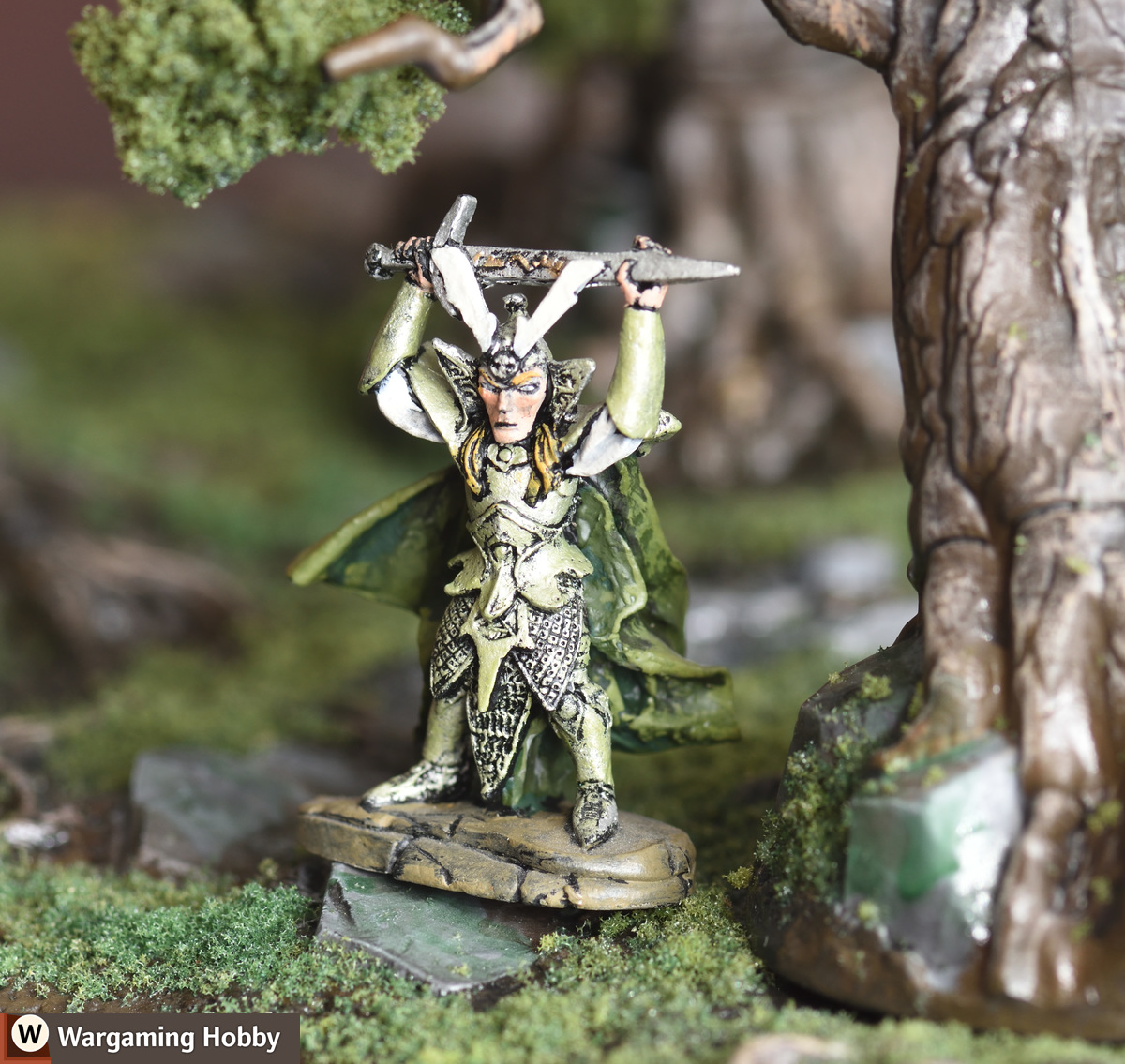 Elf prince from RAFM