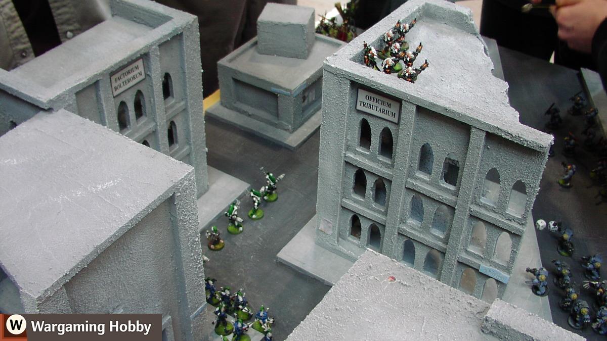 How To Build Miniature Gaming Terrain