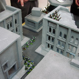 Cityfight terrain